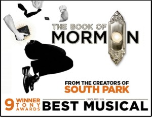 Book Of Mormon At The Eugene O'Neill Theatre