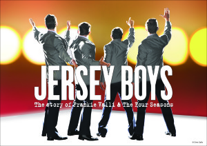 Jersey Boys At The August Wilson Theatre In New York